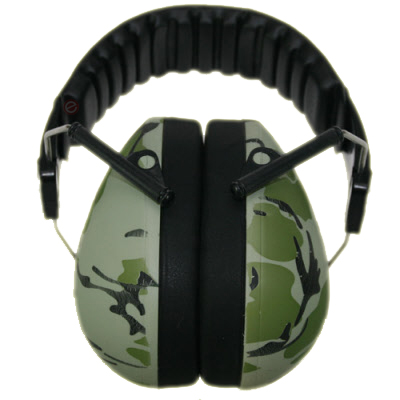 casque pour enfants jippie 39 s camouflage. Black Bedroom Furniture Sets. Home Design Ideas