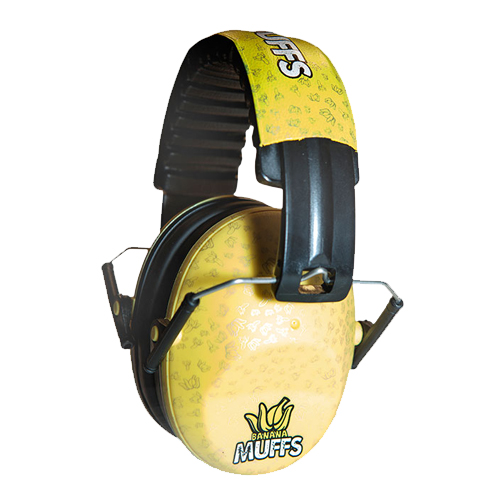 Casque antibruit Thunderplugs Bebe Banana